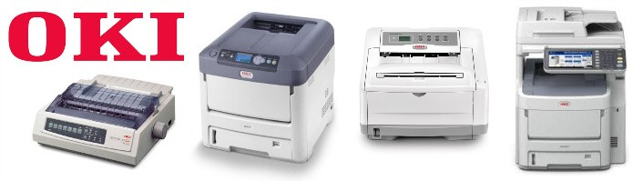 OKI Authorized Sales Center Garden Route - OKI PRinter Repairs - Cyber Nugget IT Services