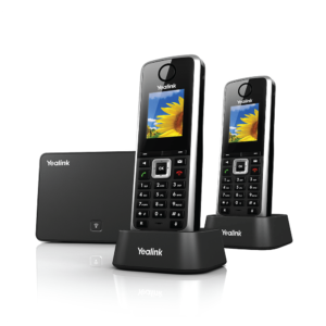 Yealink-W52P-Additional-Handset-Bundle - Cyber Nugget IT Services - VoIP Service Provider - South Africa - Garden Route - Oudtshoorn