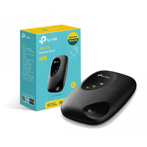 TP-LINK 4G LTE Mobile Wi-Fi Router M7200