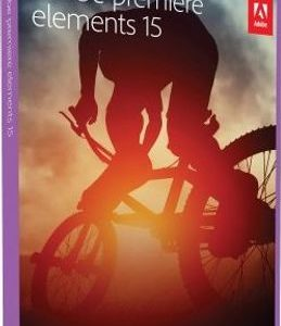 Adobe Premiere Elements 15 (Windows and Mac)(1 User)