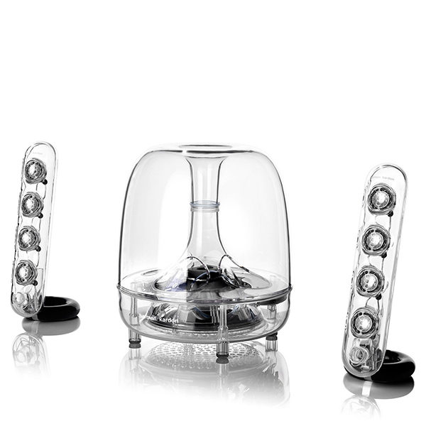 Harman Kardon SoundSticks III Front | Cyber Nugget IT Services | Garden Route
