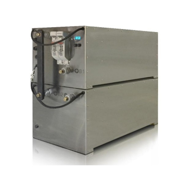 Lithium Iron Yttrium Phosphate 8000 Wh 52VDC Battery | Cyber Nugget IT Services | Garden Route