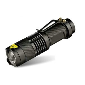 3W LED Rechargeable Torch
