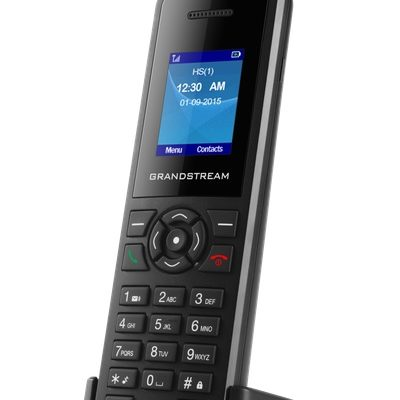Grandstream Cordless IP DECT Handset & Charging Base