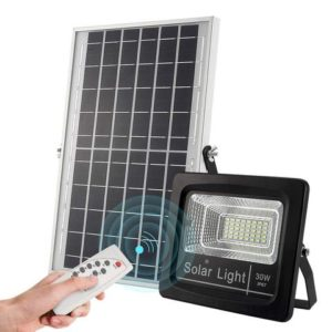 LED SOLAR FLOODLIGHT 50W