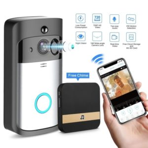 Smart Video Doorbell Wireless Camera