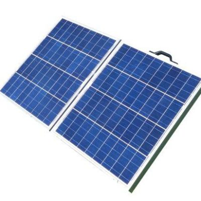 Foldable Solar Panel Kit - 100w