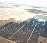 South Africa's massive new solar farm aims to power 40,000 homes