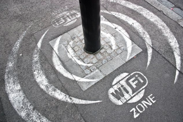 Public Wi-Fi warning in South Africa