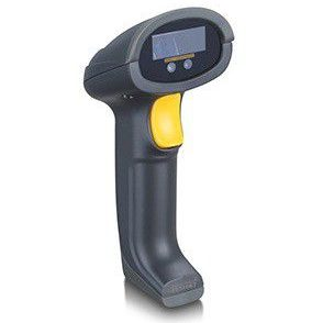 Mindeo MD2000AT 1D Handheld Laser Scanner IP50 Autosence with Stand