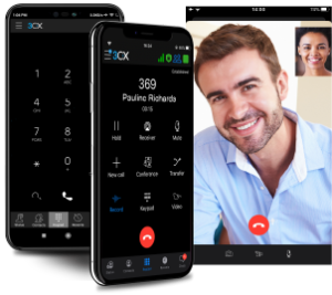 3cx Voip Solutions remote work anywhere